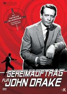 Geheimauftrag für John Drake Season 1, DVD