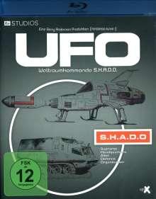UFO: Weltraumkommando S.H.A.D.O. (Blu-ray), 6 Blu-ray Discs
