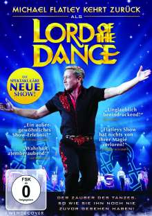 Lord Of The Dance (2011), DVD