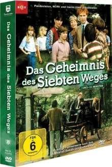 Das Geheimnis des siebten Weges, 3 DVDs