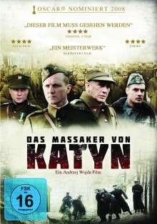 Das Massaker von Katyn, DVD