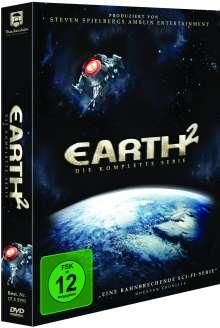Earth 2 - Die komplette Serie, 6 DVDs