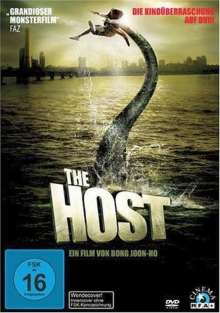 The Host, DVD