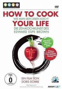 How To Cook Your Life, DVD