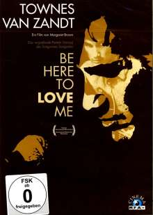 Be Here To Love Me, DVD