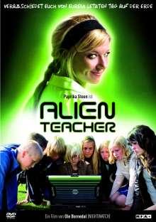 Alien Teacher, DVD