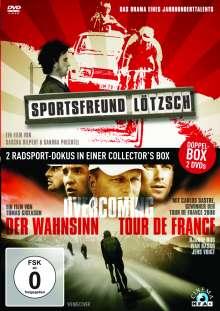 Sportsfreund Lötzsch / Overcoming, 2 DVDs