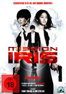 Mission I.R.I.S., DVD