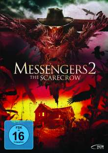 Messengers 2 - The Scarecrow, DVD