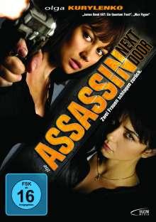 The Assassin Next Door, DVD