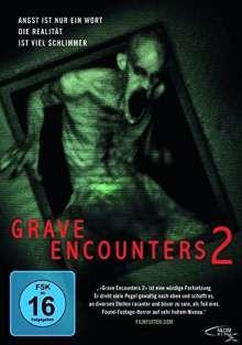 Grave Encounters 2, DVD