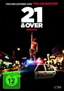 21 & Over, DVD