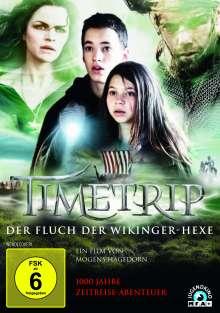 Timetrip - Der Fluch der Wikinger-Hexe, DVD