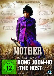 Mother, DVD