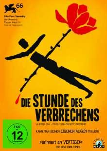 Die Stunde des Verbrechens, DVD
