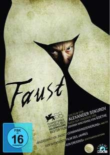 Faust (2011), DVD