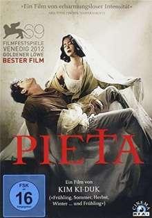 Pieta, DVD