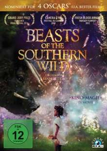Beasts of the Southern Wild, DVD