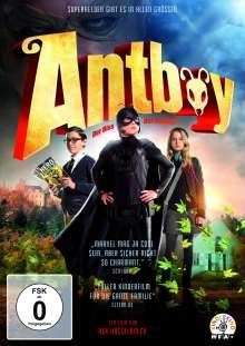 Antboy - Der Biss der Ameise, DVD