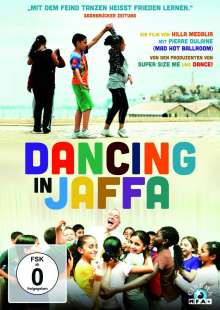 Dancing in Jaffa (OmU), DVD