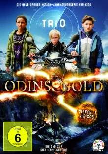 Trio Staffel 1 - Odins Gold, 2 DVDs
