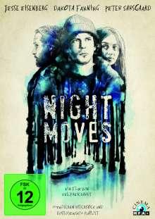 Night Moves, DVD
