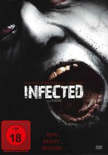Infected, DVD