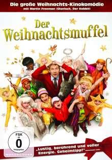 Der Weihnachtsmuffel, DVD