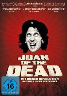 Juan Of The Dead, DVD