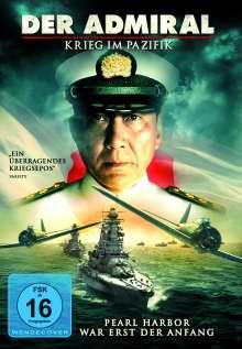 Der Admiral - Krieg im Pazifik, DVD