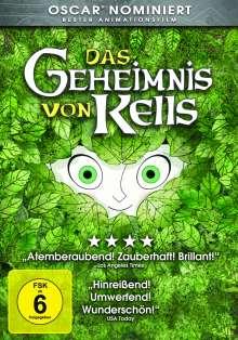 Das Geheimnis von Kells, DVD