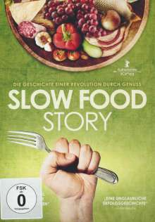 Slow Food Story, DVD