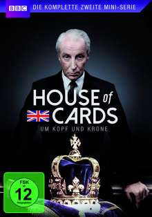 House of Cards (1990) Teil 2, DVD