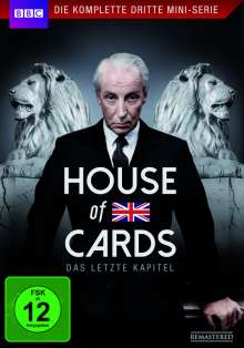 House of Cards (1990) Teil 3, 2 DVDs