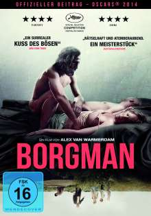 Borgman, DVD