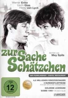 Zur Sache Schätzchen, DVD