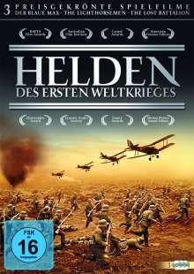 Helden des Ersten Weltkrieges, 3 DVDs