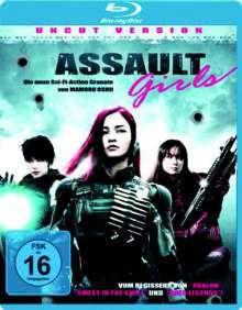 Assault Girls (Blu-ray), Blu-ray Disc