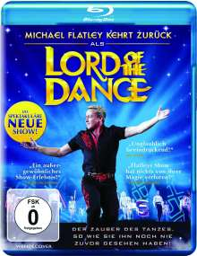 Lord Of The Dance (2011) (Blu-ray), Blu-ray Disc