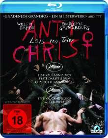Antichrist (2009) (Blu-ray), Blu-ray Disc