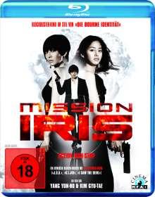 Mission I.R.I.S. (Blu-ray), Blu-ray Disc
