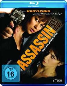 The Assassin Next Door (Blu-ray), Blu-ray Disc