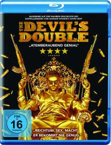 The Devil's Double (Blu-ray), Blu-ray Disc