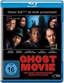 Ghost Movie (Blu-ray), Blu-ray Disc