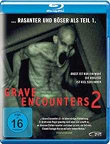 Grave Encounters 2 (Blu-ray), Blu-ray Disc