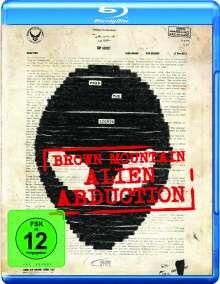 Brown Mountain: Alien Abduction (Blu-ray), Blu-ray Disc