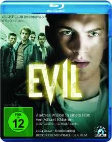 Evil (Blu-ray), Blu-ray Disc