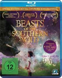 Beasts of the Southern Wild (Blu-ray), Blu-ray Disc