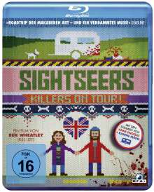 Sightseers (Blu-ray), Blu-ray Disc