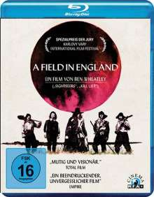A Field In England (Blu-ray), Blu-ray Disc
